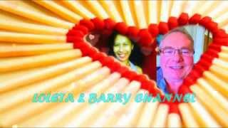 I Will Be Here To Stay My Very Handsome Husband,DR.BARRY SORENSON! Love U More MABUHAY!