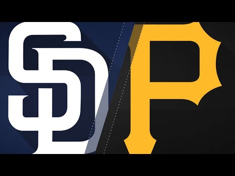 4-run 9th inning leads the Padres to victory: 5/20/18