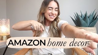 AMAZON HOME DECOR HAUL! Julia Havens