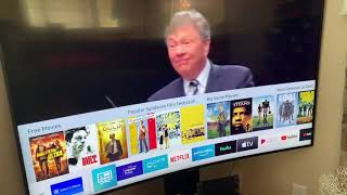 """Samsung 7 Series 65"""" Curved Smart TV UHD Review. Look out for this issue!"""