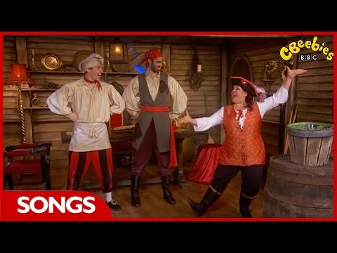 CBeebies Songs | Swashbuckle | Talk Like A Pirate song