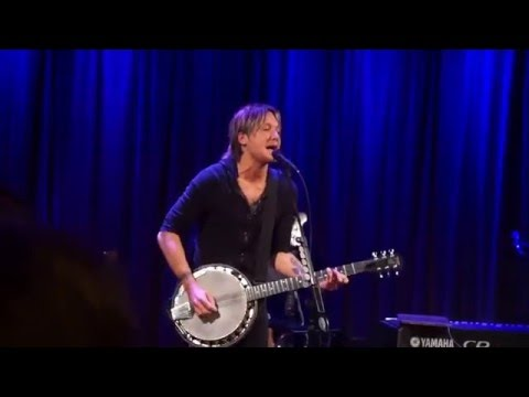 Keith Urban, Grammy Museum, Wasted Time