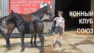 Рассказ о конно-спортивном клубе ''Союз''