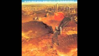 Midnight Oil - Red Sails in the Sunset (Full album)