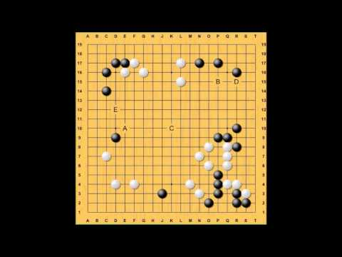 Sunday Go Lessons: Attack And Defense In The Game Of Go - Lecture 1