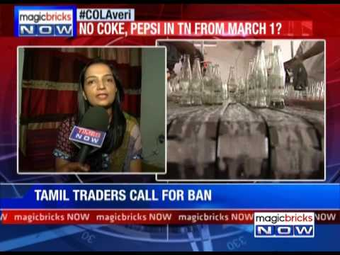 No Coke, Pepsi In Tamil Nadu From March 1 - The News