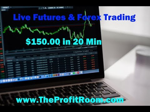 $150.00 20min Easy Money Trading Futures & Forex 11/9/2017