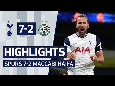 Tottenham Maccabi Haifa Goals And Highlights