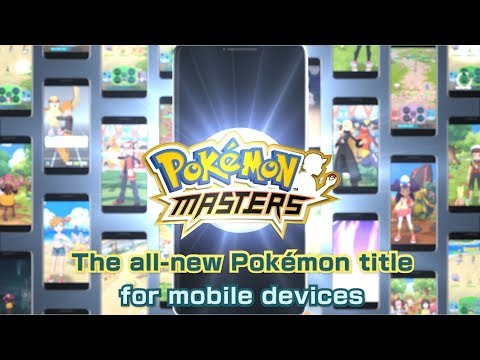 Pokemon Masters is out now on iOS and Android, so start