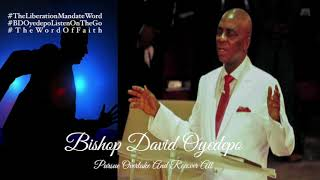 ⛪Bishop David Oyedepo|Pursue Overtake And Recover All Pt.1