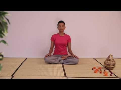Ardha Padmasana Half Lotus in Online Yoga Classes (Hindi)