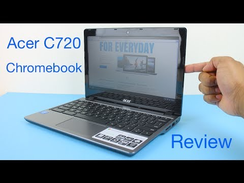 Acer C720 Chromebook Review and Chromebooks Explained