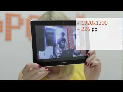 Обзор планшета Huawei MediaPad 10 FHD