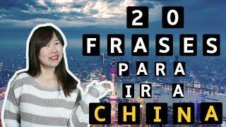 20 frases útiles antes de viajar a China