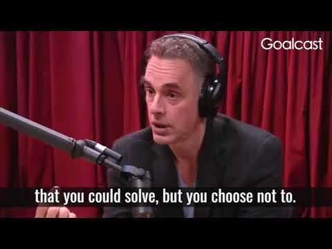 Goalcast Jordan Peterson Clean Your Room Youtube