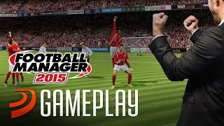 "Gameplay Comentado de ""Football Manager 2015"""