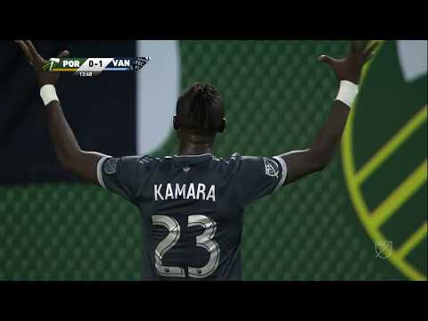 HIGHLIGHTS: Portland Timbers Vs. Vancouver Whitecaps FC | August 11, 2018