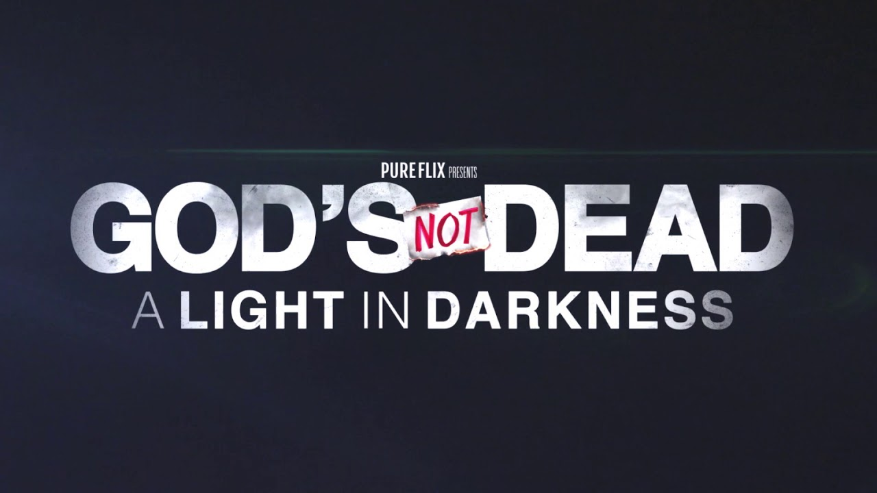 God's Not Dead: A Light in Darkness Clip   Keaton's Message