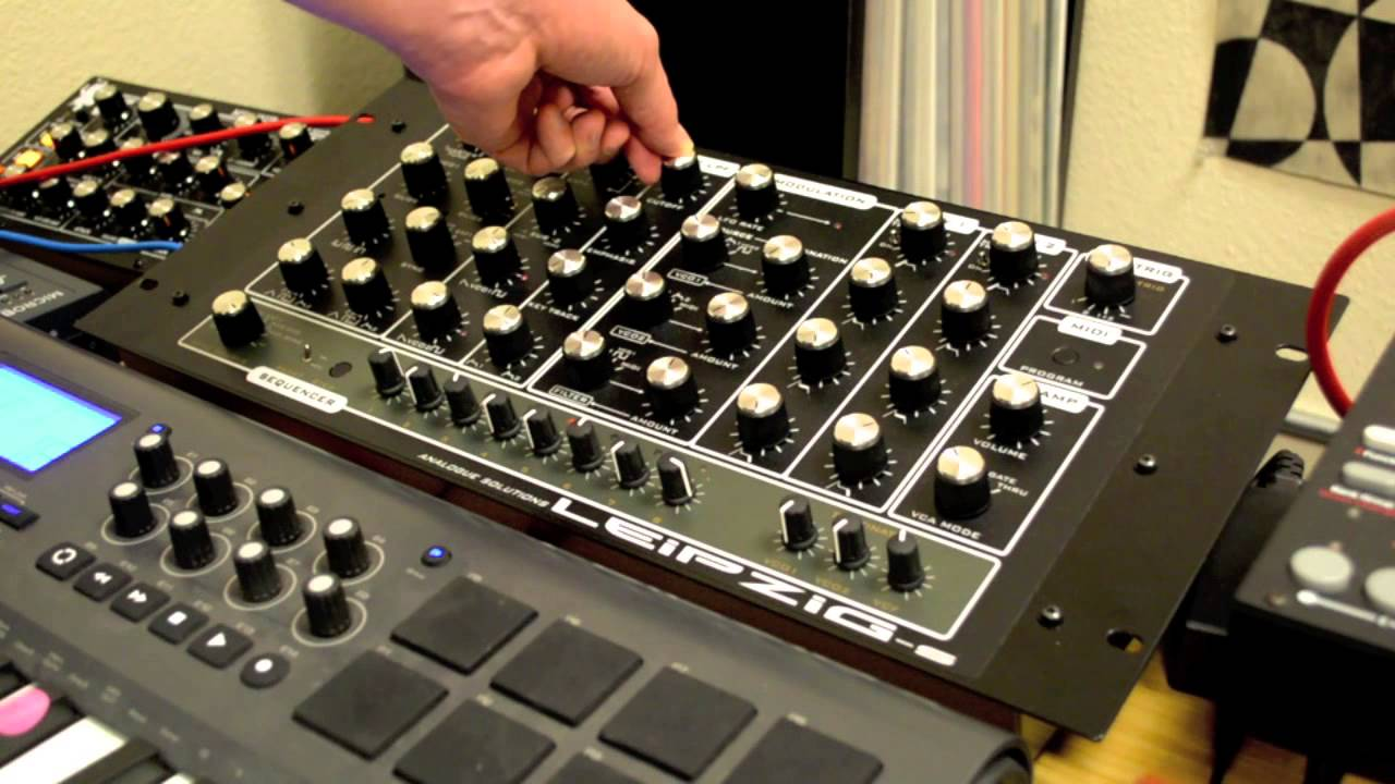 Analogue Solutions Leipzig Sonic Examples Youtube