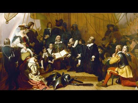 Conversation: The Geopolitical Origins of Thanksgiving