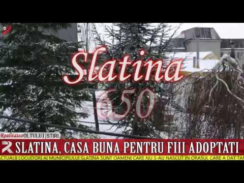 Slatina, casă bună pentru fiii adoptați