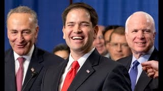 MARCO RUBIO PANICS OVER JOE BIDEN LEAKS, SCRAMBLES TO COVER UP FOR DEEP STATE