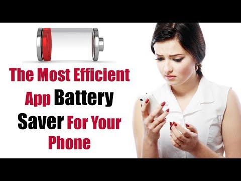 How To Save Your Battery Life On Android Phone Or Tablet, A Pro And Free App