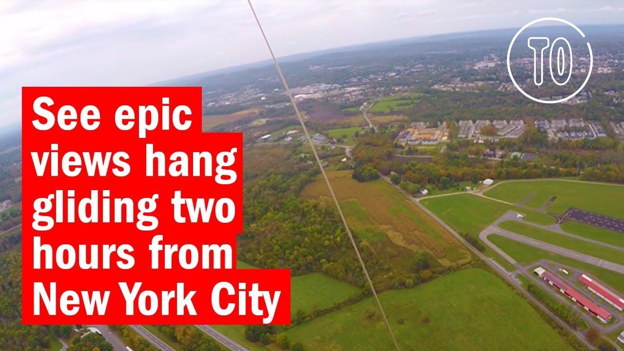 Hang gliding nyc