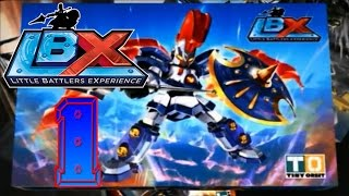 LBX: Little Battlers eXperience (3DS)[Blind] Part 1 (Toy Robot Fighting)