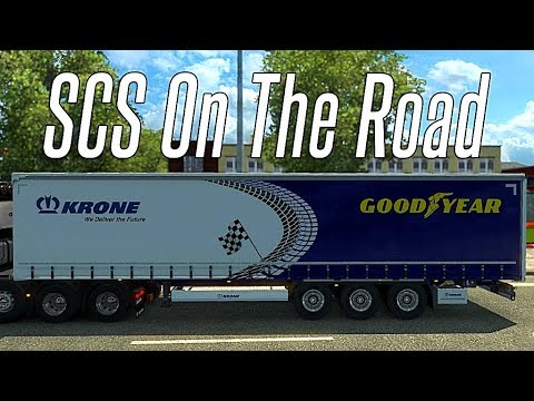 НОВЫЙ ИВЕНТ. SCS ON THE ROAD - Euro Truck Simulator 2 (1.31.2.2s)