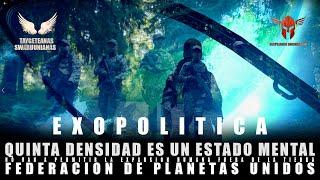 LA QUINTA DENSIDAD - VIAJE AL PLANETA VENUS - INVASION EXOPOLITICA -YAZHI - ATHENA -ANEEKA