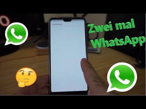 Zwei Whatsapp