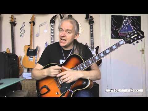Fusion Essentials - Outside Improvisation - Melodic Minor Superimposition Part One