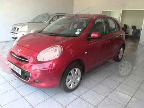 2014 NISSAN MICRA 1.5 Tekna Auto For Sale On Auto Trader South Africa