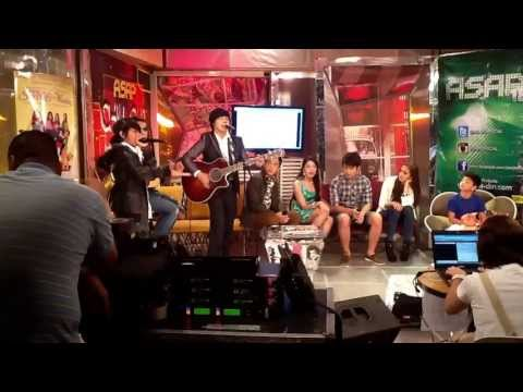 MP3 band LIVE at ASAP chillout (She will be loved)