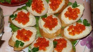 Национальная русская еда