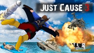 Just Cause 3 - Ep 31