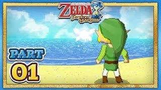 Legend Of Zelda Phantom Hourglass - Part 1 - A New Friend!