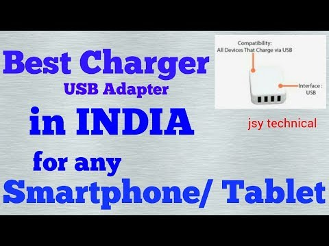 Best ever Charger/USB Adapter in India REVIEW   multi continents travel adapter
