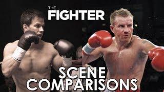 The Fighter (2010) - scene comparisons