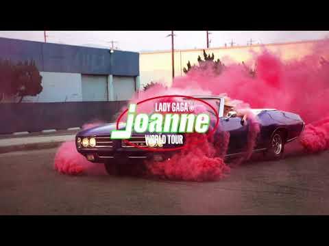 Lady Gaga - Diamond Heart (Joanne World Tour Studio Version)