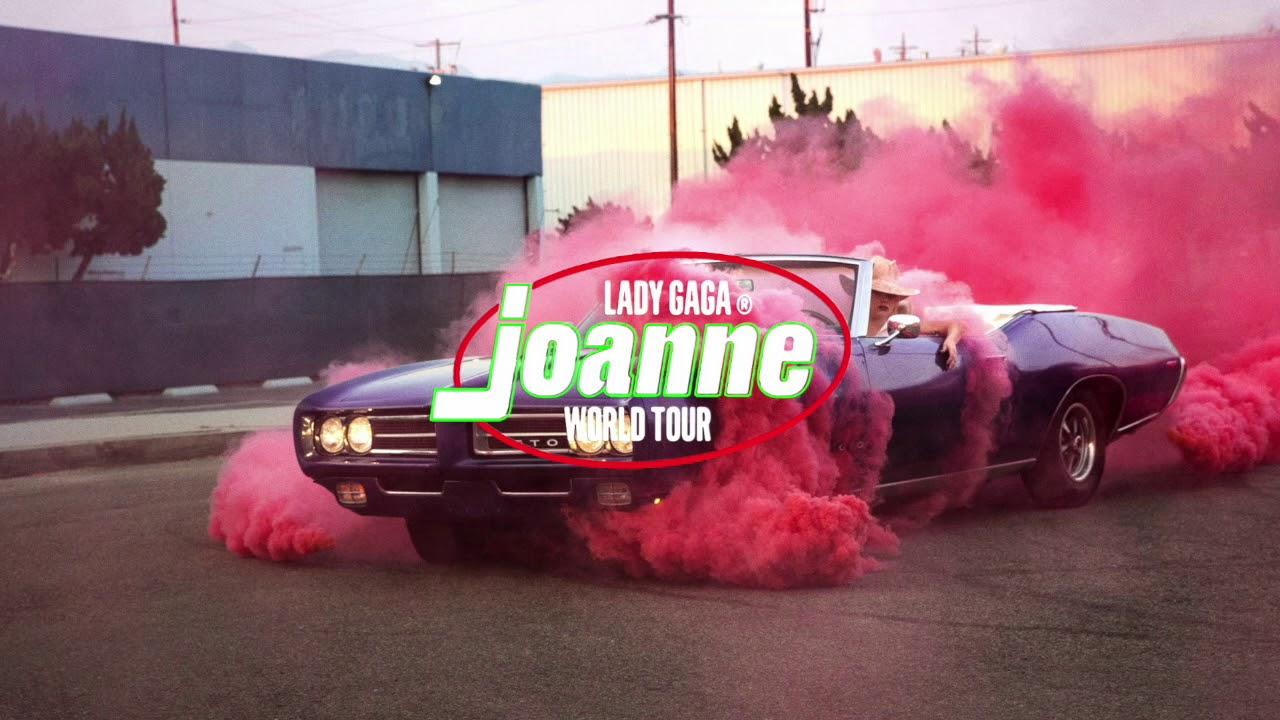 Lady Gaga Diamond Heart Joanne World Tour Studio Version Youtube