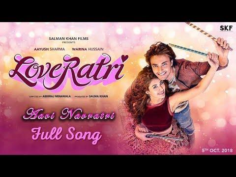 Aavi Navratri Official Video Song | Loveratri | Darshan Raval | Aayush Sharma | Warina Hussain