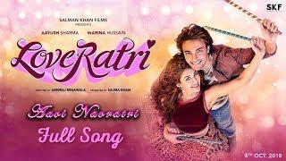 Aavi Navratri Official video Song   Loveratri   Darshan Raval   Aayush Sharma   Warina Hussain