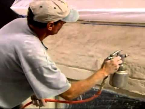 Stonecoat 100 Sprayed On Limestone And How It Is Carved Surfaces