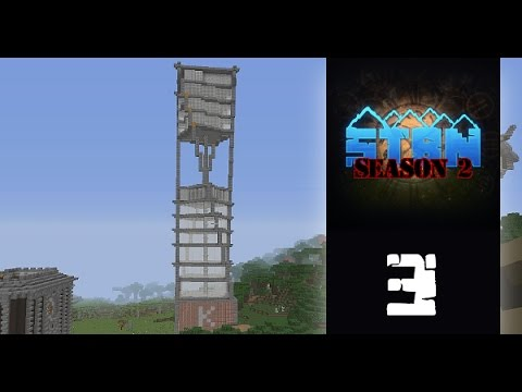STBN Vanilla SMP - S2E03 - Benevolent Foundation Thank Yous