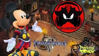 Traverse Town Techno Remix Enhanced Kingdom Hearts | DJ Master Shadow