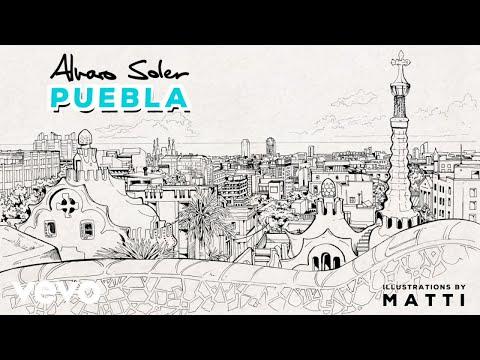 Alvaro Soler - Puebla (Lyric Video)