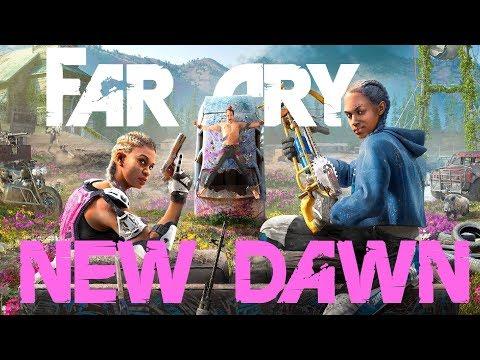 Prima oră de.. Far Cry: New Dawn! thumbnail