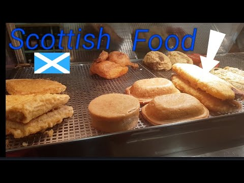 Scottish Food, #5 Chip Shop